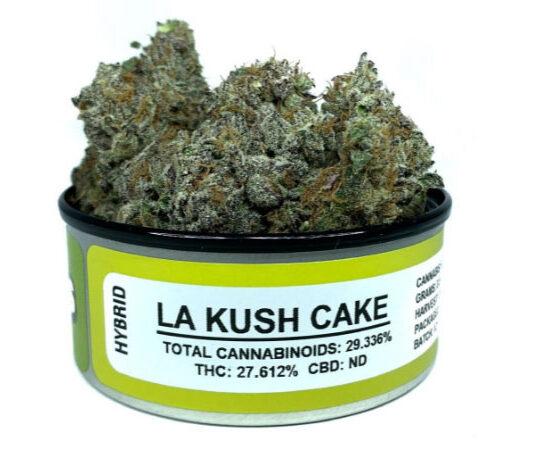 La-kush-cake-cannabis-review
